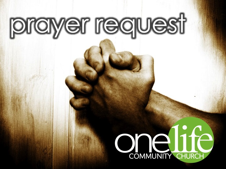 Prayer Request.02 – updated 5pm 2.15.12